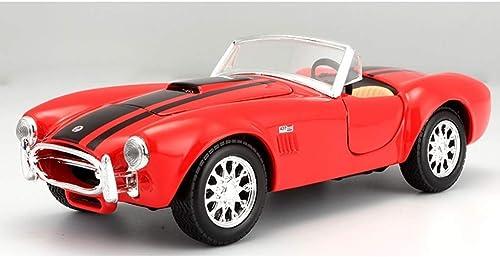 Garantía 100% de ajuste AGWa Modelo a escala Vehículo de de de simulación 1 24 Modelo de coche Modelo de coche de aleación Simulación Adulto Original Colección Coche  Envío rápido y el mejor servicio