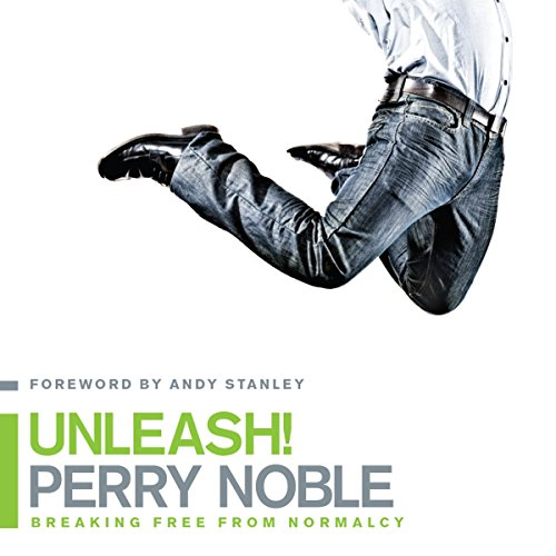 Unleash! audiobook cover art