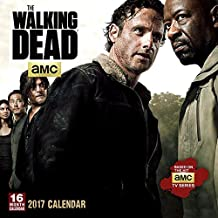 The Walking Dead® AMC 2017 Wall Calendar