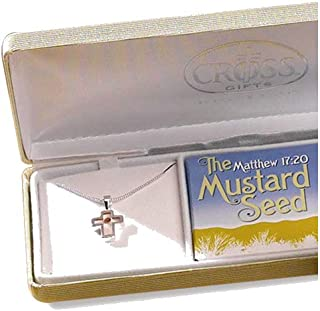 Best matthew 17 20 necklace Reviews