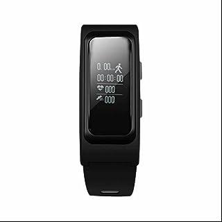 cómodo y práctico Pulsera Deportiva Inteligente GPS para Ciclismo/Pulsómetros/Gestión del sueño/Alerta sedentaria Compatible con iOS y Android con App