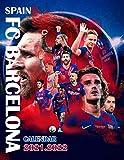 Spain FC Barcelona: SPORT Calendar – 2021.2022 – 18 months – 8.5 x 11 inch High Quality – Resolution Images