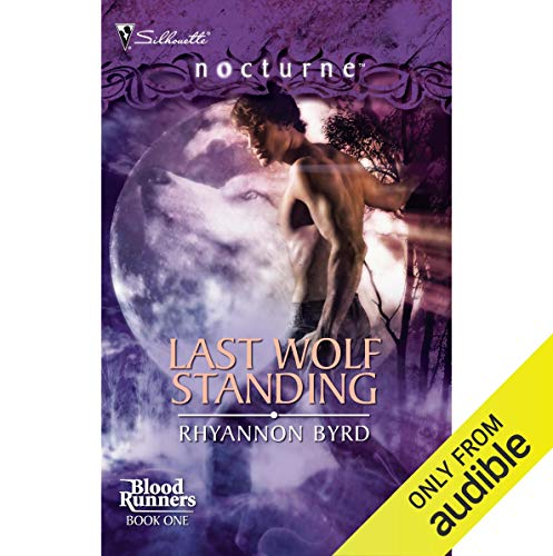 Last Wolf Standing audiobook cover art