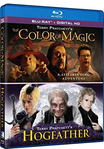 Terry Pratchett's The Color of Magic & Hogfather - Double Feature [Blu-ray]