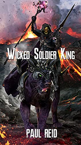 Wicked Soldier King (English Edition)