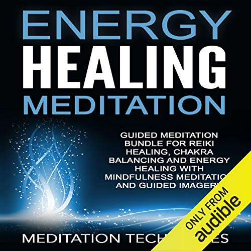 Energy Healing Meditation audiobook cover art