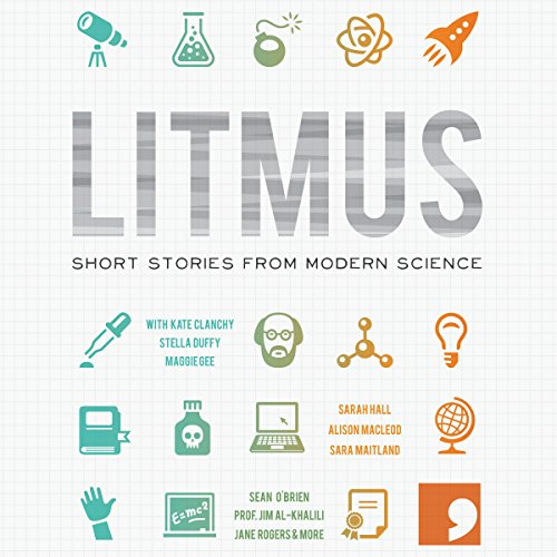Litmus audiobook cover art