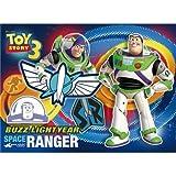 Clementoni 27762.9 Toy Story 3 - Puzzle Multimedia de 104 Piezas diseño Buzz Lightyear