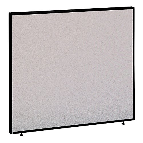 Bush Business Furniture ProPanels - 42H x 48W Panel in Light Gray/Slate