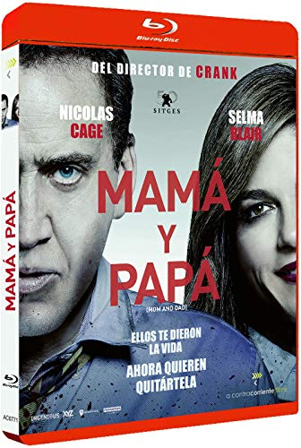 Mamá y papá - BD [Blu-ray]