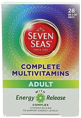 Seven Seas Complete Multivitamins Adult, 28 Tablets
