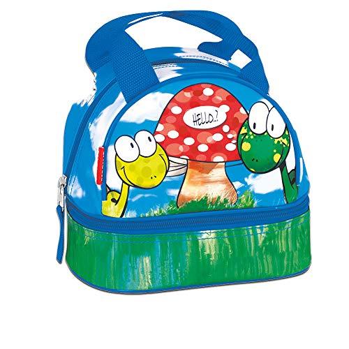 Perona koeltas voor picknick