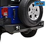 EAG Replacement for Rear Bumper with 2'Hitch...