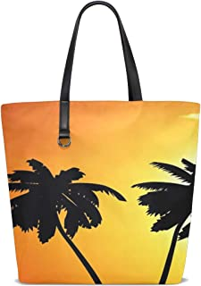 Women Ceu Sky Against Light Natural Brazil Eventide Handle Satchel Handbags Shoulder Bag Tote Purse Messenger Bags
