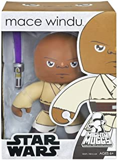 Hasbro Star Wars The Phantom Menace Mighty Muggs Wave 2 Mace Windu Vinyl Figure