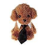 1Pc noir chien chat cravate formelle smoking noeud papillon collier noir et...