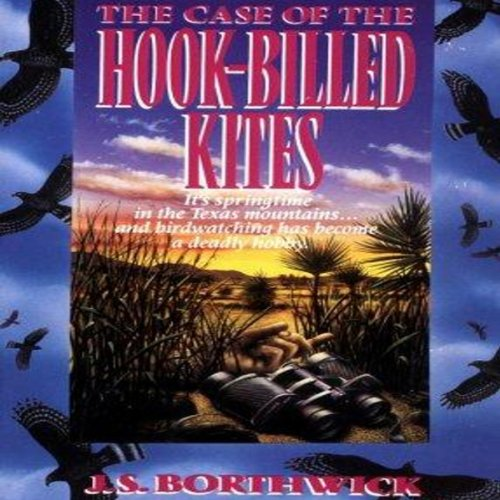 The Case of the Hook-Billed Kites audiobook cover art