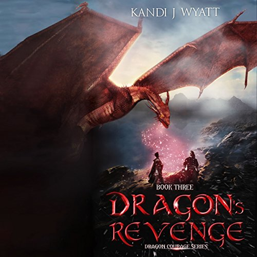 Dragon's Revenge audiobook cover art