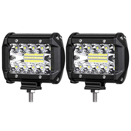 Luz de conducción Universal de la Barra de luz de 2PCS LED...