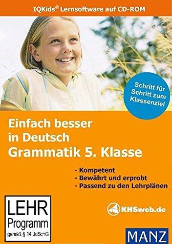 Einfach besser in Deutsch: Gramm...