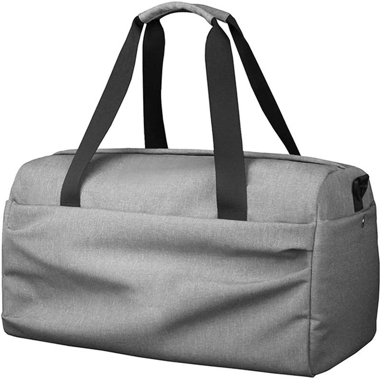 WANGXIAOLINYUNDONGBAO Reisetasche, tragbar, multifunktional, Fitness-Tasche, Kurzentasche, Sporttasche, (2 Farben)