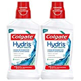 Colgate Hydris Dry Mouth Mouthwash - 500mL, 16.9 fluid ounce (2 Pack)[並行輸入]