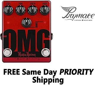 Tech 21 Richie Kotzen OMG OverdriveBRAND NEW FREE PRIORITY SHIPPING!