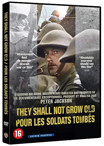 pour Les Soldats Tombes : They Shall Not Grow Old [DVD]