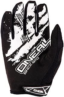 O'Neal Jump Gloves Shocker (Black/White, Size 8)