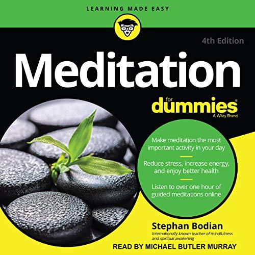 Meditation for Dummies cover art