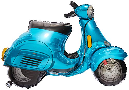 """Party Brands 901734 Scooter, 38"""", Blue"""