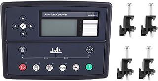 Wandisy 【𝐂𝐡𝐫𝐢𝐬𝐭𝐦𝐚𝐬 𝐆𝐢𝐟𝐭】 Controlador del generador - Módulo de Control de Arranque automático Piezas del Grupo electrógeno del generador DSE7320