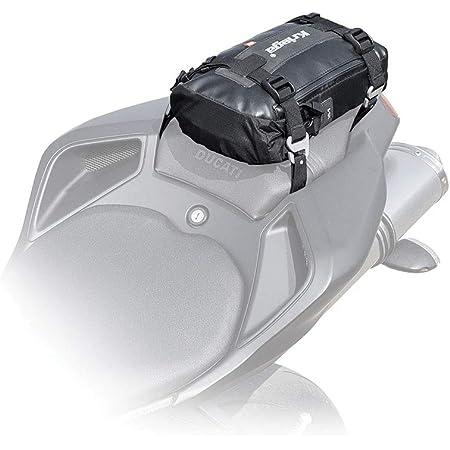 Kriega Os 12 L Saddlebag Motorbike Waterproof Touring Bag Multi Function Black Kos12 Kriega Luggage Auto