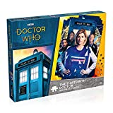 Winning Moves 784 WM01317 Doctor Who Puzzle  1000