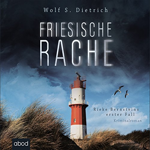 Friesische Rache audiobook cover art
