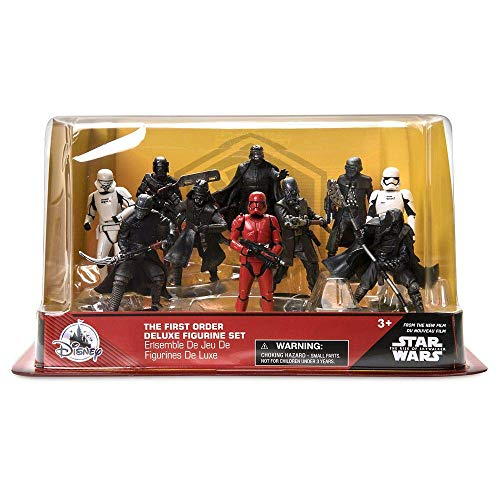 D Star Wars The First Order Deluxe Spielset, Disney Store