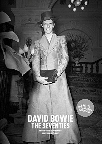 Gijsbert Hanekroot David Bowie The Seventies