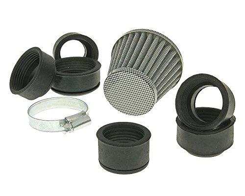 Luchtfilter Powerfilter 28-50 mm carbon-look