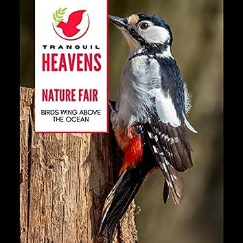 Nature Fair - Birds Wing Above The Ocean