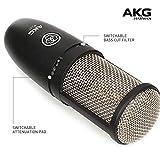 Immagine 1 akg microfono a condensatore p220