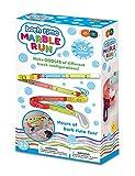 Buddy & Barney Bath Time Marmorbahn Spielzeug 36-teiliges Set – Bauen Sie eine Strecke und rennen Sie die speziellen Bälle herunter!