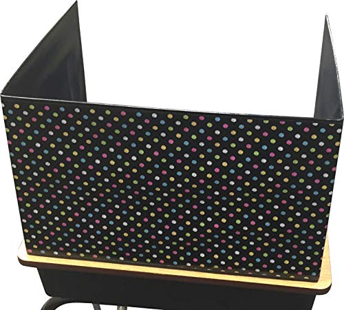 Teacher Created Resources 20763 Chalkboard Brights Classroom Privacy Screen