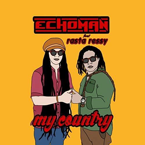 Radit Echoman feat. Rasta Ressy