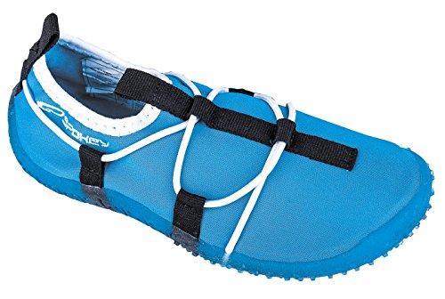 Spokey Oursin Kinder Aquaschuhe Surfschuhe Badeschuhe (blau, 31)