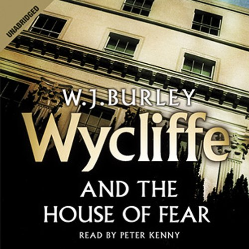 Wycliffe and the House of Fear cover art