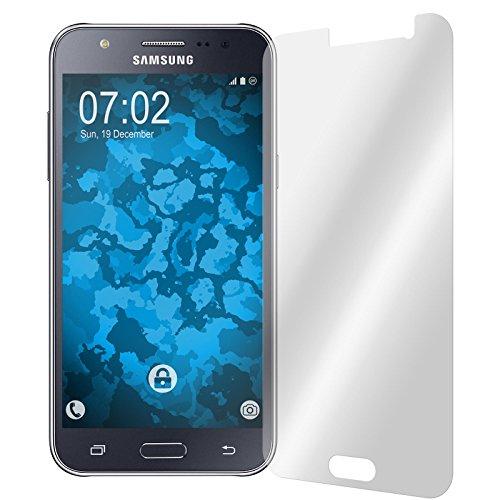 PhoneNatic 1 x Pellicola Protettiva Chiaro Compatibile con Samsung Galaxy J5 (2015 - J500) Pellicole Protettive