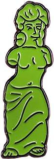 ROTOOY Pin esmaltado Verde Caramelo Venus de Milo Simpsons