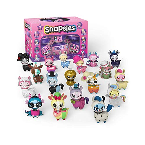 Funko - Snapsies: Series 1 – 18 to collect (blind purchase)