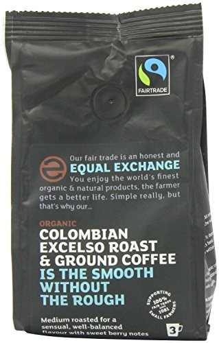 Equal Exchange - Colombian Excelso Roast & Ground Coffee - 227g