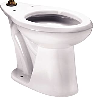 Sloan 2102009 Toilet Bowl, 15.00 x 25.00 x 15.00 inches, White